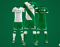 Raja Club Athletic - Fantasy Kits