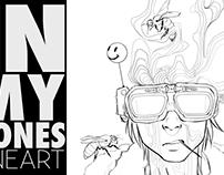 In My Bones Speed Draw Video