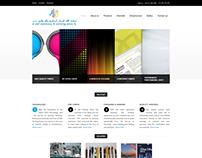 Printing Press Web Design