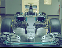 Epson joins Mercedes Formula 1 Team