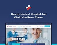 Medisch - Health & Medical WordPress Theme