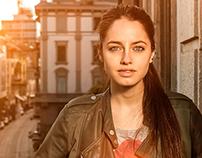 Matilde Gioli - Actress Portraits