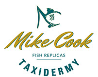 Mike Cook Fish Replicas & Taxidermy