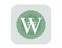 WEALTHEE - logo design + app design