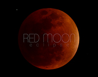 RED MOON / LUNA ROJA (eclipse)