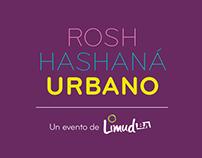 Rosh Hashaná Urbano
