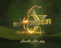 Pakistan Defence Day Ident