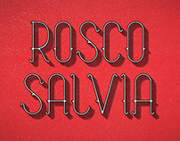 Font: Rosco Salvia