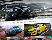 Web Suzuki Palmas