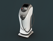 Laser hair removal device out shape Design