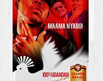 Uganda Waragi pitch for rebranding 2013