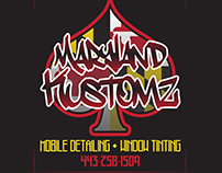 MD Kustomz T-Shirt Design