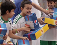 Pepsi & Lay's - Gift From The Heart