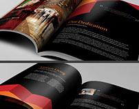 Creative catalog design