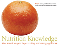 National Nutrition Month Posters and Table Tents