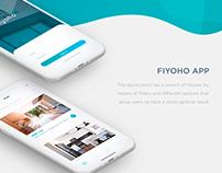 Fiyoho App Mobile