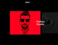 Pofo Creative WordPress Theme - Personal Portfolio