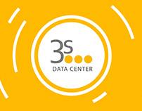 3s Data Center / Motion Graphics