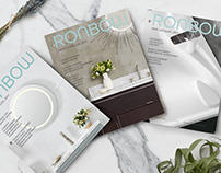 RONBOW REBRANDING and CATALOGS 2017