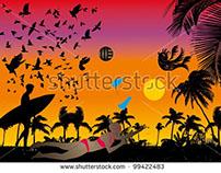 stock-vector-beach-volley-99422483