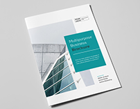Modern Business Brochure