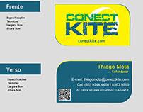 Cartão de visitas | Conect Kite