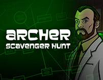 Archer Scavenger Hunt 2015