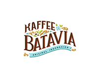 Kaffee Batavia Branding