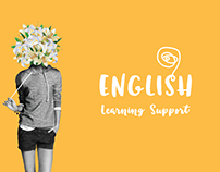 PROJETO DE BRANDING - English Learning Support - ELS