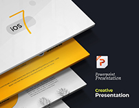 Creative Powerpoint presentation Free Presentation