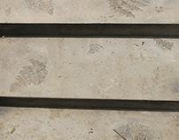 Improntas para escalera - Casa Ojito