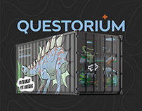 """EDUQUEST """"Journey to the Dinosaurs"""""""