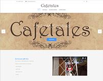 Cafetería Cafetales, digital