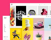 30+ Modern Portfolio WordPress Themes to Showcase Your