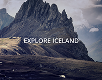 Iceland 4x4 Website Redesign