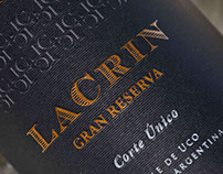 Wine Packaging - LA CRIN GRAN RESERVA