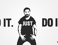 DO IT. JUST DO IT.
