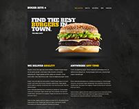 Template Burger