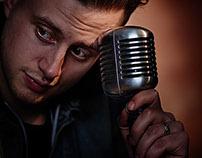 Nick Hailer, Music Journalist Portrait
