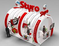 Styro Exhibition Stand Design