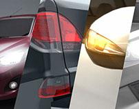 Mazda - 3D Car Rendering