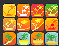 Icon ideas for a cooking app