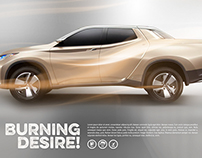 Burning Desire! Concept (Demo)