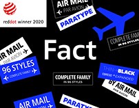 Fact - Typefamily
