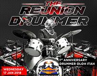 The Reunion Drummer