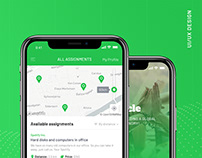 ReCycle - Mobile App
