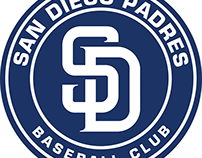 Promo Advertisement for the San Diego Padres