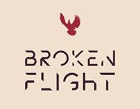 Broken Flight Band Logo