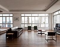 Paulista Apartment by Triptyque
