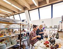 KCAI Ceramics Studios Video